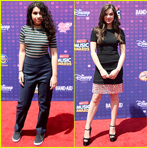 Alessia Cara & Hailee Steinfeld Hit Up Radio Disney Music Awards 2016