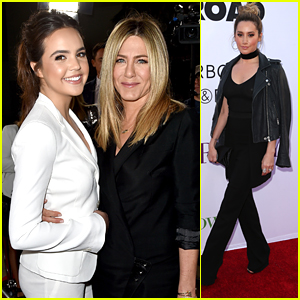 Bailee Madison Supports Former On-Screen Mom Jennifer Aniston at 'Mother's Day' Premiere