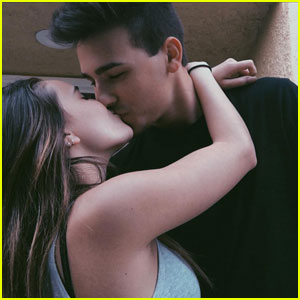 Bea Miller & Jacob Whitesides Celebrate One Year Together!