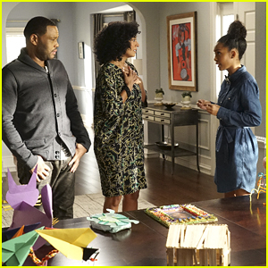 Zoey Breaks The Truth To Jack on 'black-ish' Tonight