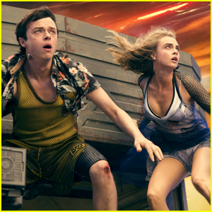 Cara Delevingne's 'Valerian' Gets New Preview Pics - See Them Here!