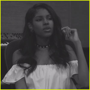 Diamond White Covers Prince's 'When Doves Cry' - Watch Now!