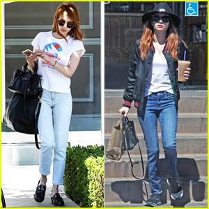 Emma Roberts Had the Perfect Day on Thursday!