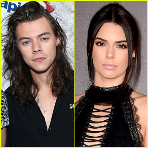 Kendall Jenner & Harry Styles Spotted Shopping Together (Report)