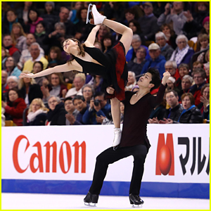 Alex & Maia Shibutani Completely Leave Us Speechless at Worlds 2016; Claim Silver Medal