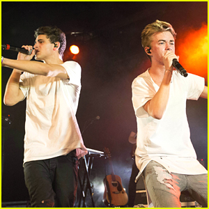 Jack & Jack Express Mad Love for Fans After Hamburg Concert