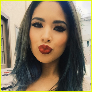 Jasmine V Drops 'Warrior' Before Heading Back Into The Studio - Listen Now!