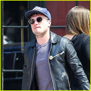 Josh Hutcherson Helps Raise Awareness for Sexual Assault at NYU