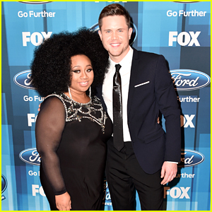 La'Porsha Renae Sings 'It Takes Two' with Trent Harmon at 'Idol' Finale!