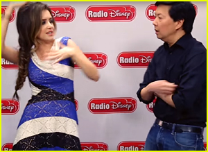 Ken Jeong Becomes Laura Marano In Hilarious 'Boombox' Video Switch - Watch Now!
