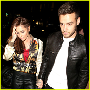 Liam Payne Steps Out for Date Night with Cheryl Fernandez-Versini!