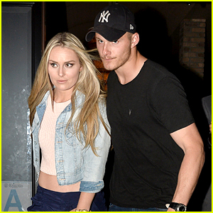 Alexander Ludwig Sparks Dating Rumors with Skier Lindsey Vonn!