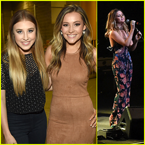 Maddie & Tae Team Up With Bloomingdale�s For AQUA Fashion Collection