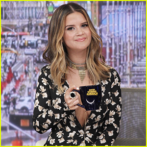 Maren Morris Takes Everyone To 'My Church' On Good Morning America