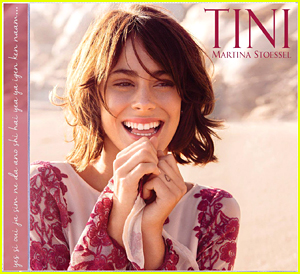 Martina Stoessel Drops Debut Album 'Tini' - Listen Here!