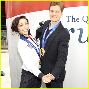 Meryl Davis & Charlie White Discuss Their Return To Competition