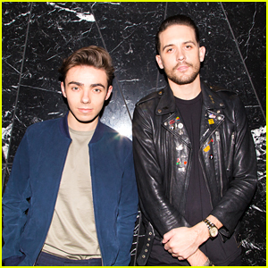 Nathan Sykes Teams Up With G-Eazy For New Single 'Give It Up'