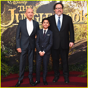 Neel Sethi Premieres 'The Jungle Book' In London