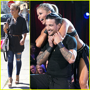Paige VanZant Opens Up About Dancing With Injured Mark Ballas on DWTS