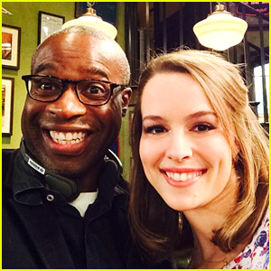 'Suite Life' Alum Phill Lewis Can't Stop Lip Syncing Bridgit Mendler Songs