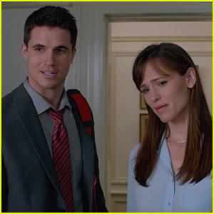 Robbie Amell Plays Jennifer Garner's Step-Son in 'Nine Lives' - Watch Trailer!