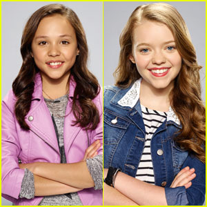 Breanna Yde & Jade Pettyjohn Dish on 'School of Rock' - JJJ Interview!