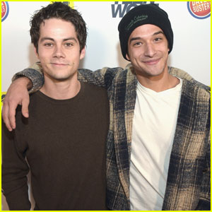 Tyler Posey Says Pal Dylan O'Brien is Doing 'Great' After 'Maze Runner' Set Injury