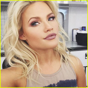 Witney Carson Will Fulfill a Dream for Disney Week - Read Her Week Four 'DWTS' Blog!