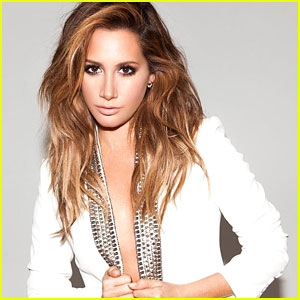 Ashley Tisdale Talks New Music While Promoting 'Illuminate'