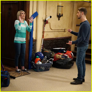 Check Out an Exclusive Photo From the 'Baby Daddy' Premiere!