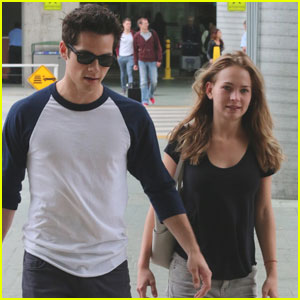 Britt Robertson Would Have A Hard Time Working With Boyfriend