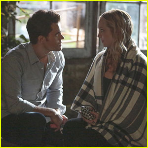 Candice King Loved the 'Unspoken Words' & Tension Between Steroline This Season