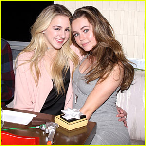 Chloe Lukasiak & Brec Bassinger Celebrate Their Birthdays Together