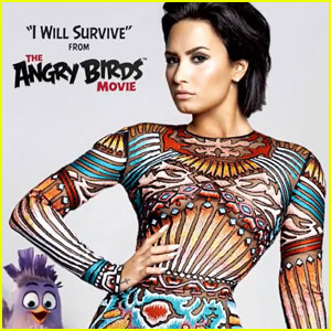 Listen to Demi Lovato's Cover of 'I Will Survive' for 'Angry Birds Movie' Soundtrack!