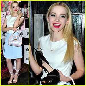 Dove Cameron Brings Shelby Wulfert & Emmy Buckner to 'Call It Spring' Launch