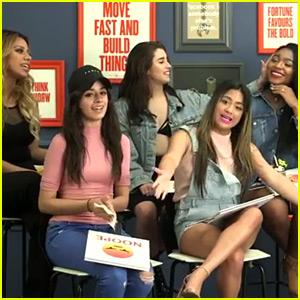 Normani Kordei Celebrates 20th Birthday with Her Fifth Harmony Ladies (Video)