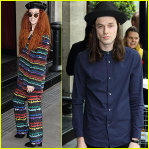 James Bay Takes Home an Ivor at Ivor Novello Awards 2016