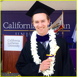 Jason Dolley Graduates College With Philosophy Degree!