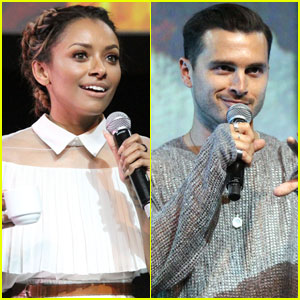 Kat Graham Was Excited About Staking Enzo on 'The Vampire Diaries'