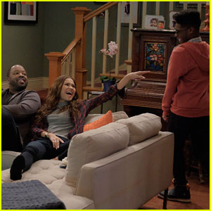 K.C. Tricks Ernie On Tonight's 'K.C. Undercover'