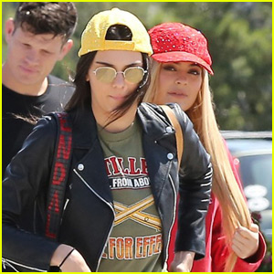 Kendall & Kylie Jenner Take a School Bus to Legoland With Their Pals