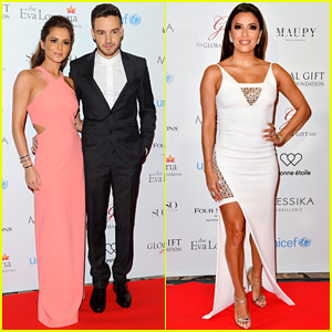 Liam Payne Supports Cheryl Fernandez-Versini During First Red Carpet Together!