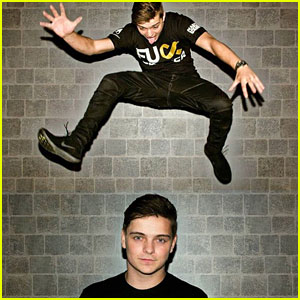 Martin Garrix Gives Back At FCancer Event in LA