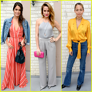 Nikki Reed Joins Shantel VanSanten & Nicole Richie for 'Who What Wear' Book Launch