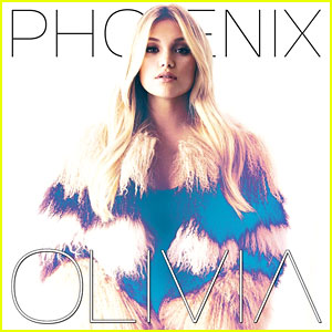 Olivia Holt Announces Debut Single 'Phoenix', Out May 13th!