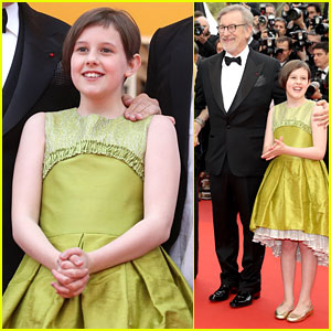 Ruby Barnhill Debuts First Film 'The BFG' In Cannes
