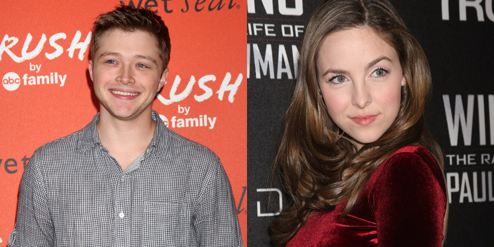Sterling Knight & Brittany Curran Join 'Man From Earth ...