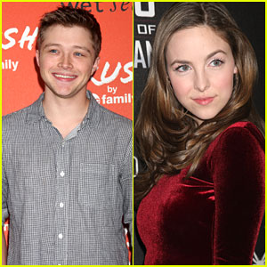 Sterling Knight & Brittany Curran Join 'Man From Earth' Sequel