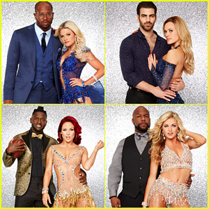 'DWTS' Team Dances: The Men Rock Out To James Brown - Watch Now!