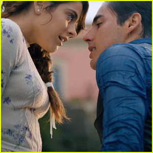 Jorge Blanco Dives For Martina Stoessel's Love in 'Yo Te Amo A Ti' Music Video